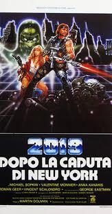 <b>2019</b>: After the <b>Fall</b> of <b>New</b> York (1983) - IMDb