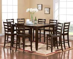 Square Dining Room Table Sets Dining Room Sets Counter Height Table Jofran Dining Set Kitchen