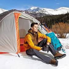 Hewolf 1 Person 4 Seasons Outdoor Camping tent for ... - Amazon.com
