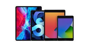 <b>iPad</b> - Compare Models - <b>Apple</b>