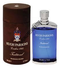 Hugh Parsons <b>Traditional For Men парфюмерная</b> вода 50 ml ...