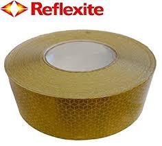 Orafol - <b>Oralite</b> VC104 Reflective Tape Yellow (<b>Reflexite</b> ECE104 ...