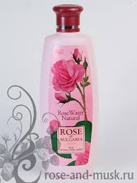 Купить <b>ROSE</b> OF BULGARIA <b>Натуральная</b> розовая <b>вода</b> 330 мл ...