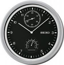 <b>Настенные часы Seiko QXA542AN</b>