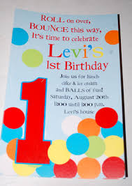 ball pit favor stickers ball pit party ball pit birthday party ball themed party invitation