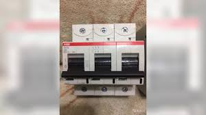 <b>Автоматический выключатель трёхполюсный ABB</b> купить в ...