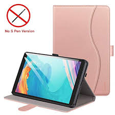 Premium Slim Folding <b>PU Leather</b> Stand <b>Cover Case</b> for Galaxy <b>Tab</b> ...