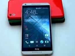 HTC Desire 610 has iPhone 5C-style plastic, colours - YouTube