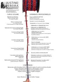 curriculum vitae justine pereira english below cvjustinepereirafranccedilais