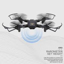 Visuo <b>Drone Quadcopter</b> Camera Wifi XS809W <b>Mini Foldable</b> Selfie ...