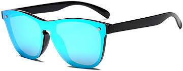 SUERTREE <b>Fashion Sunglasses Women</b> Men Ladies Square Sun ...
