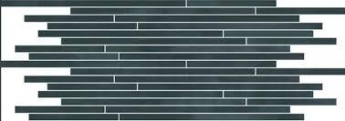 <b>Керамическая мозаика Italon</b> Surface Cristallo Strip 26х75 см ...
