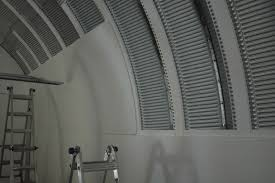 How to Build a Quonset HomeEPS panels easily form to the curve of the Quonset Hut arches