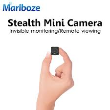 Marlboze <b>1080P HD WIFI Mini IP</b> Camera Night Vision Motion ...