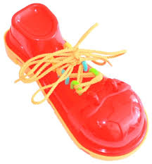 <b>Шнуровка Пластмастер</b> Клоунский <b>ботинок</b> (90071) — купить по ...