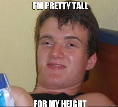 "My 5' 2"" friend just dropped this : AdviceAnimals via Relatably.com"