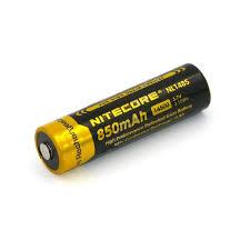 ≡ <b>Аккумулятор</b> Nitecore NL1485 <b>14500</b> Li-ion 3.7v 850mAh ...