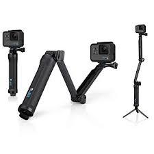 GoPro 3-Way Grip, Arm, Tripod (GoPro Official Mount ... - Amazon.com
