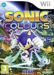 <b>Sonic Colours</b> (Nintendo Wii): Amazon.co.uk: PC & Video Games