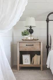 bedroom tables pinterest love this farmhouse master bedroom click for more photos at lovegrowsw