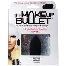 <b>Спонж</b> для макияжа The Makeup Bullet HiDef <b>Cosmetic Finger</b> ...