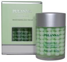 <b>PULANNA</b> Green Tea Moisturizing Day <b>Cream</b> Увлажняющий ...