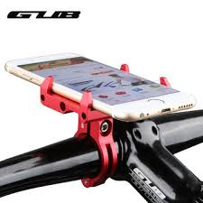 <b>GUB G-85</b> Aluminum Alloy Bicycle Phone Holder‎ (Review)