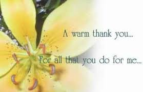 Thank You Quotes And Sayings. QuotesGram