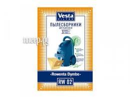 Купить Мешки пылесборные Vesta Filter RW 02 по низкой цене в ...
