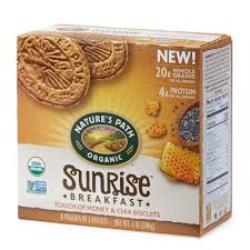Nature's Path <b>Organic Sunrise Breakfast</b> - Buy Online in Cape Verde ...
