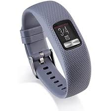 Garmin Vivofit 4 Band, <b>Newest Silicone Replacement WatchBand</b> ...