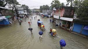 'A third of Bangladesh underwater' after heavy rains, floods | Climate ...