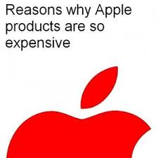 Y Apple Products R So Expensive... by assetto - Meme Center via Relatably.com