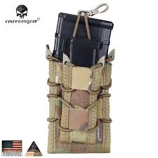 <b>Emersongear Double Decker Magazine</b> Pouch Airsoft MAG ...
