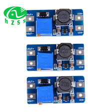 <b>3Pcs</b> Input 2V-<b>24V</b> Dc-Dc 5V/<b>9V</b>/<b>12V</b>/28V Boost Converter ...
