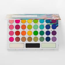 Take Me Back to Brazil <b>35 Color</b> Pressed Pigment <b>Palette</b> | BH ...