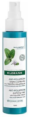 Klorane ANTI-POLLUTION <b>Освежающая дымка для волос</b> с ...