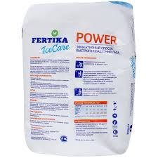 Противогололёдное <b>средство</b> Фертика Ice Care <b>Power</b>, 20 кг в ...