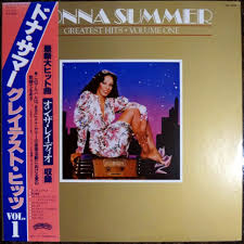 <b>Donna Summer</b> - <b>Greatest</b> Hits - Volume One - Vinyl LP - 1980 - JP ...