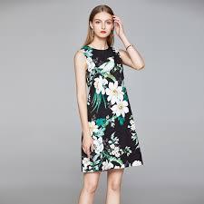 <b>ARiby</b> Spring&Summer <b>Dress Women</b> Vintage Sleeveless <b>Dress</b> ...