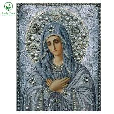 2017 <b>Hot</b> Saleing <b>Religion Series</b> Diamond Painting Novelty Crystal ...