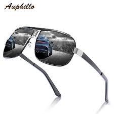 <b>AUPHILLO Brand</b> Design Polarized <b>Sunglasses Men</b> Safety Driving ...