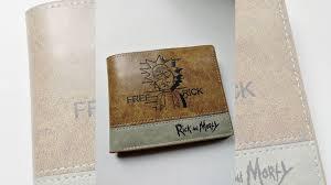 Кошелёк Рик и Морти <b>Rick and Morty</b>. Бумажник купить в ...