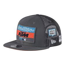 Troy Lee <b>Designs Men's 2018</b> KTM Team Snapback Adjustable Hats