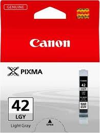 <b>Картридж Canon CLI</b>-42LGY (6391B001), светло-серый, для ...