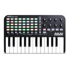 С <b>MIDI клавиатура AKAI PRO APC</b> KEY 25 USB музыка обретет ...