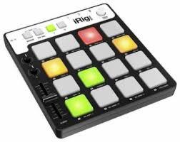 <b>MIDI</b>-<b>контроллер IK Multimedia</b> iRig Pads купить в Санкт ...
