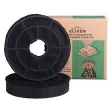<b>Фильтр Elikor Ф-05</b> 2шт., угольный (2727441) - Купить по цене от ...