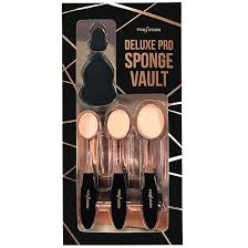 <b>Profusion</b> Cosmetics Tools <b>Deluxe Pro</b> Sponge Vault | Cosmetify