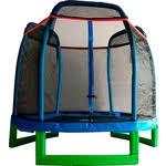 Купить <b>Батут DFC JUMP KIDS</b> 7' синий, сетка (210см) недорого в ...